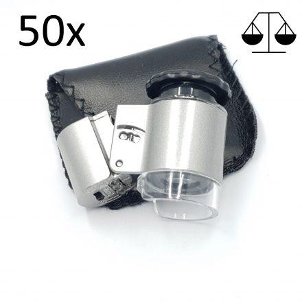Pocket Microscoop 50x